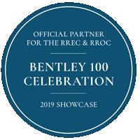 Bentley 100 Celebration