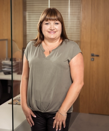 Beata Poplawska - Logistic Manager