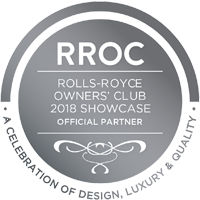 Rolls-Royce owner's club 2018 showcase Official partners