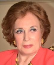 Mrs. Jehan Sadat