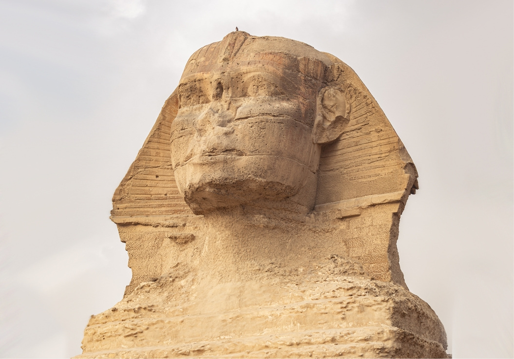 The Mysteries of the Pyramids and the Sphinx: Recent Discoveries