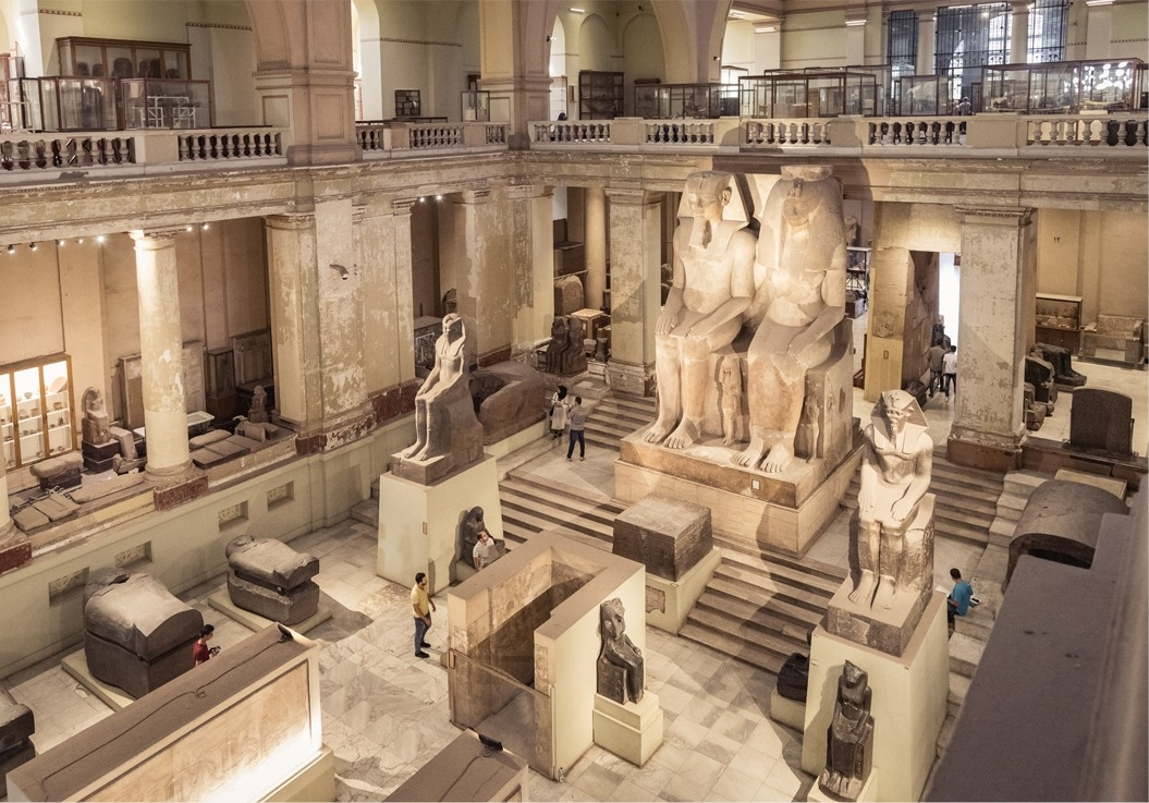 The Magic of Museums: Cairo Museum & Grand Egyptian Museum