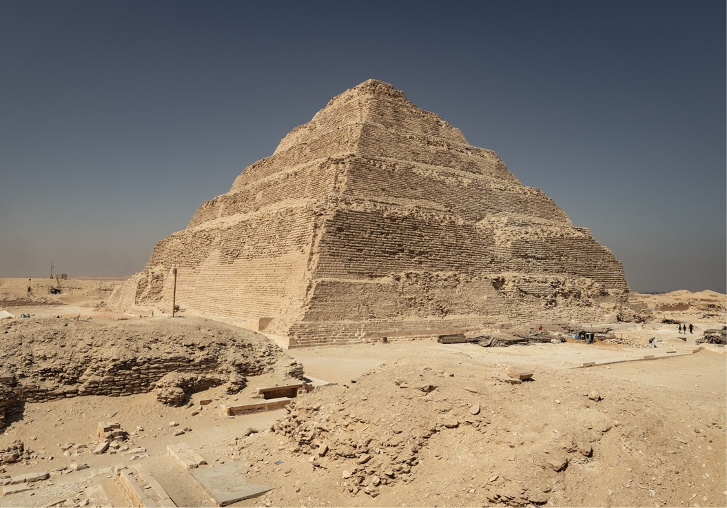 Saqqara and Egypt's First Pyramid: Latest Excavations